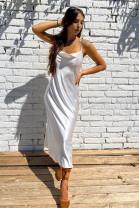Šaty Iris biele