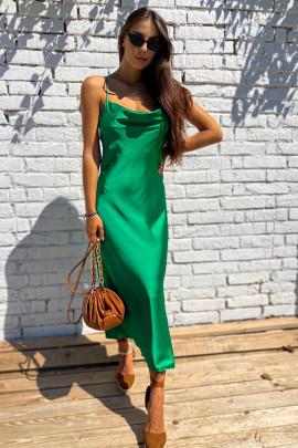 Šaty Iris zelené