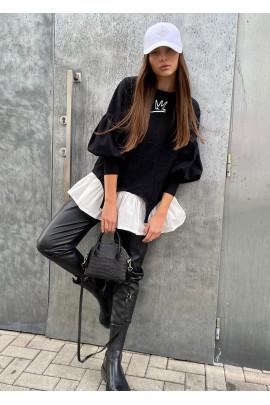 Mikina DORY čierna