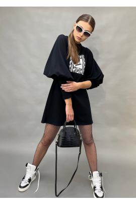 Šaty NORA čierne