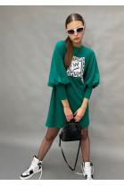 Šaty KLAUDIA  zelené
