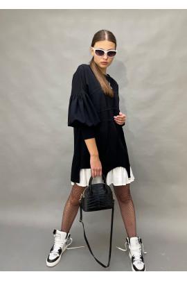 Šaty ADELINE čierne