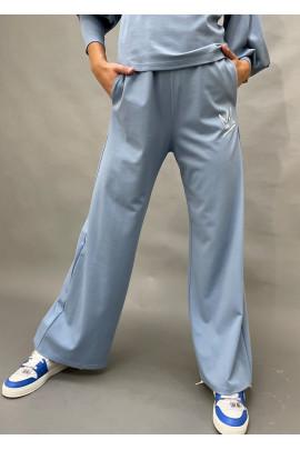 Nohavice Zina bledomodré