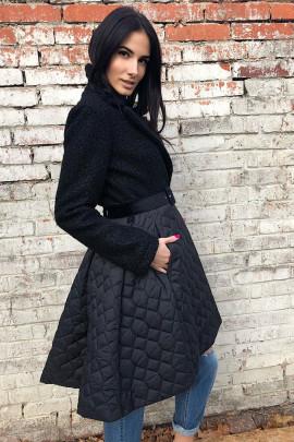 Kabát Rocka čierny