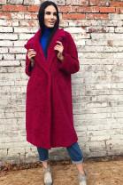 Kabát Pelco cyklámen