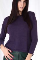 Pulover Olivia fialový