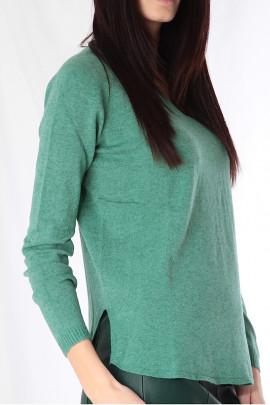 Pulover Véčko zelený