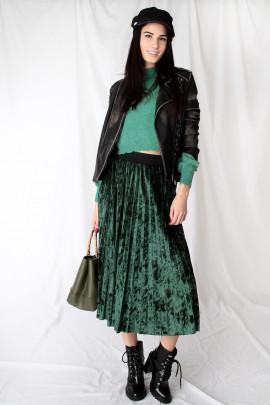 Sukňa LEA zelená