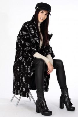 Kabát BLACK