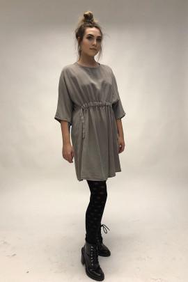 Šaty ZOJA sivé
