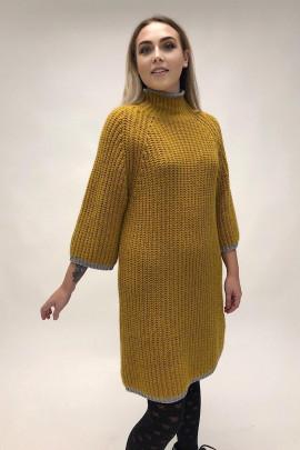 Šaty VIKI žlté