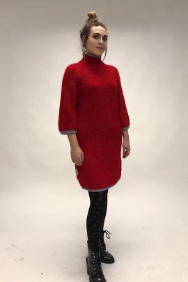Šaty VIKI červené