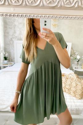 Šaty Lydia Zelené