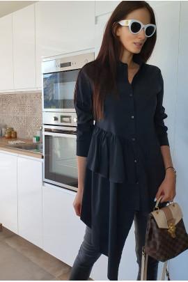Košeľa Darina čierna