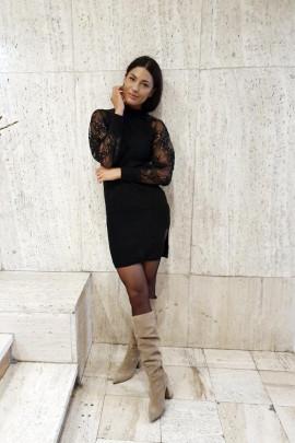 Šaty NELY čierne