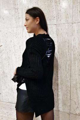 Pulover ARAG čierny