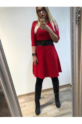 šaty červené L/XL