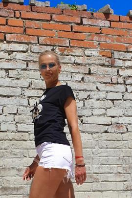 Tričko BELINA čierne
