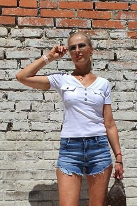 Tričko LINA biele