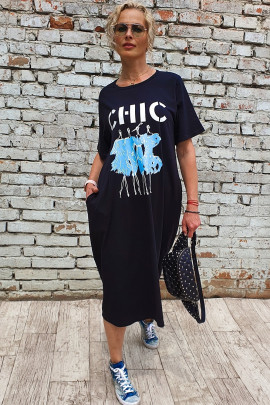 Šaty Chic