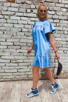 Šaty Bluela