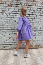 Šaty Dante fialové