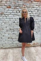 Šaty Dante čierne