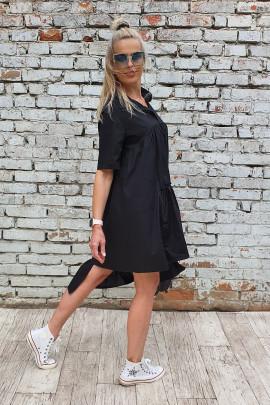 Šaty Sergio čierne
