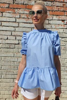 Košeľa Cosimo modrá