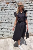Sukňa Rita čierna