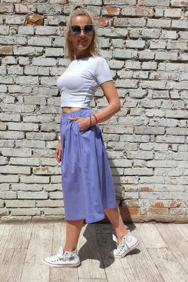 Sukňa Rita fialová