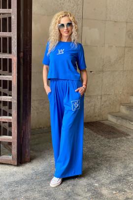 Komplet Dany modrý