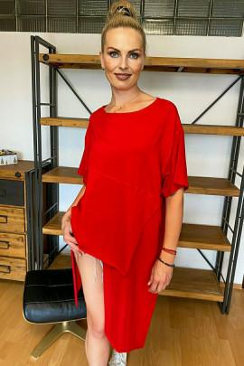 Tričko Adel červené