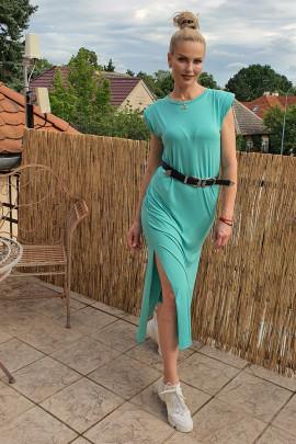 Šaty Diane mentolové