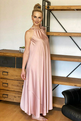 Šaty Priscila ružové