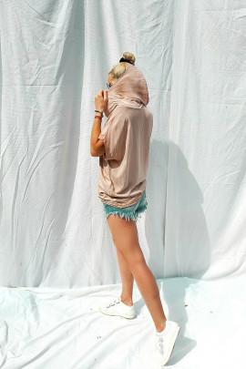 Tunika Rita staroružová