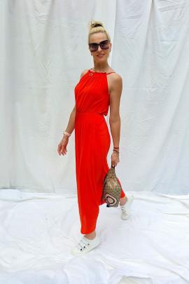 Šaty Constance červené