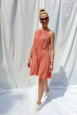 Šaty Celestina staroružové