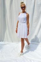 Šaty Celestina  biele