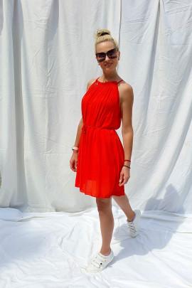 Šaty Celestina červené
