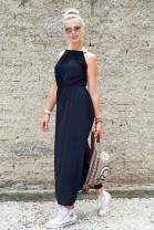 Šaty Constance čierne