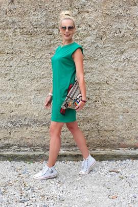 Šaty Savina zelené