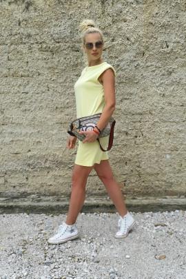 Šaty Savina žlté