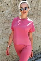 Tričko Olaf ružové