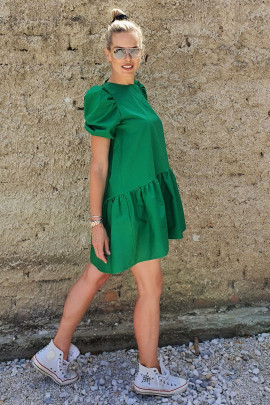 Šaty Aurora  zelené II.