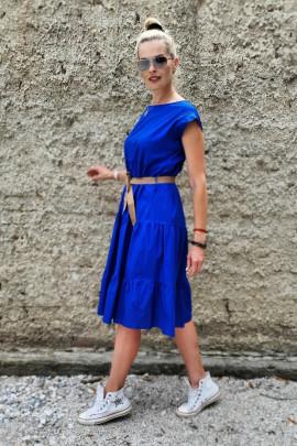 Šaty Izabela modré