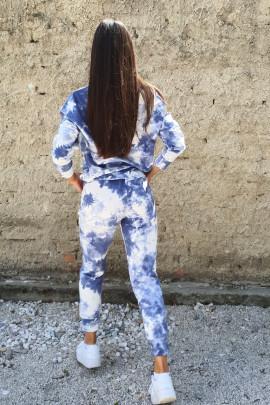 Mikina Betto modrá