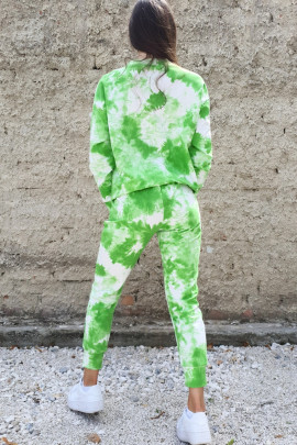 Mikina Betto zelená