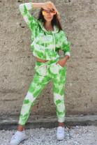 Tepláky Jason zelené