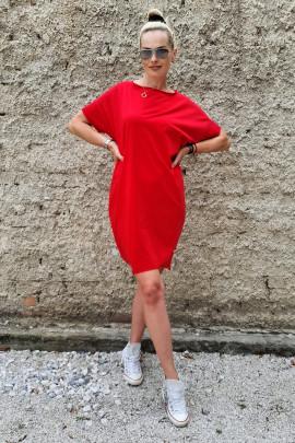 Šaty Danila červené II.